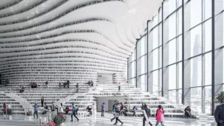 中国最美图书馆竟然放了无数假书? 设计师有话要说……