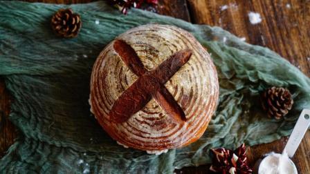 我的日常料理 第一季 超详细步骤教你在家制作全世界流行的面包 全麦乡村软欧面包