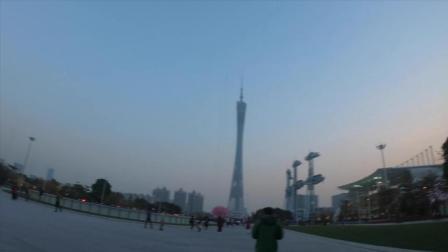 171207 Vlog-广州1180架无人机集体表演