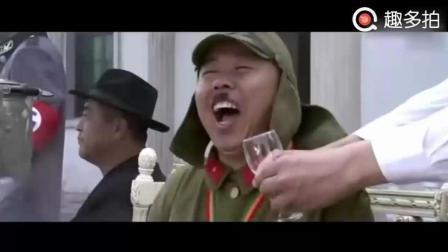 《举起手来2》潘长江一屁股坐坏皇军的大蛋糕, 太搞笑