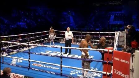 11秒KO对手, WBO拳王争霸赛创世界最快纪录真快!