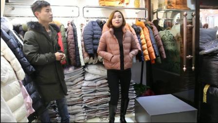 尾源服饰第480期女装短款外套