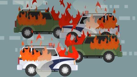 中国驻巴使馆发预警! 动画揭巴基斯坦为何多恐袭