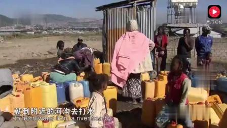 中国在非洲沙漠打井解决黑人缺水, 非洲小孩因此学会汉语!