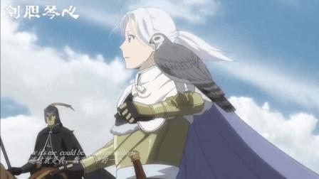 《亚尔斯兰战记》在忠臣们的辅助之下, 美少年终将成王!