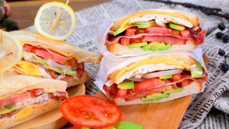好好吃 第一季 把三明治包满超厚馅料的秘籍 10个胃准备好没 807