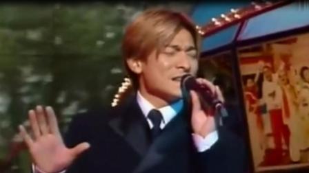 那年刘德华一头金发, 帅得至今无人超越!