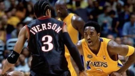 【常规赛】嗯!艾弗森害了科比!-NBA2K18ML