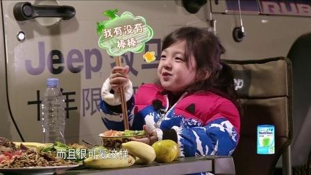 小泡芙越长越好看了, 独特撒娇方式让刘畊宏哭笑不得, 星星眼!