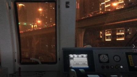 重庆轻轨三号线体验(1)