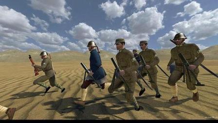【骑砍: 二战中国战场】03: 召唤炮兵助阵, 变身移动军火库!