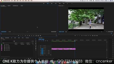 premiere cc2018实例教 用PS给PR视频制作字幕