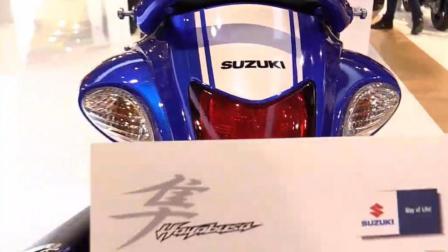 两轮世界 2017款铃木隼Hayabusa GSX 1300