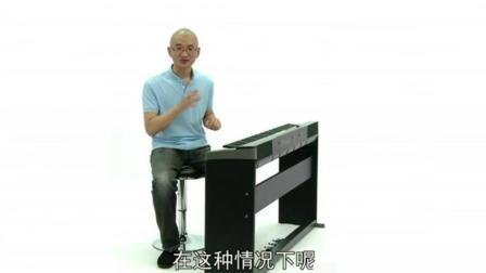 宋大叔教钢琴第一课 网上在线学钢琴 初学钢琴指法