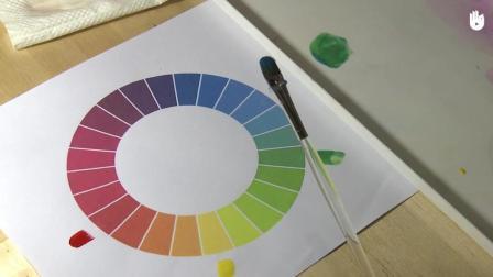 调色 原色与调色 三原色 调色原理