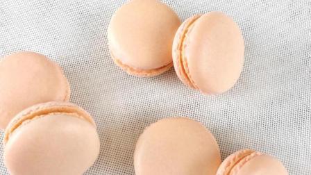 【饼干制作教程】马卡龙的制作方法