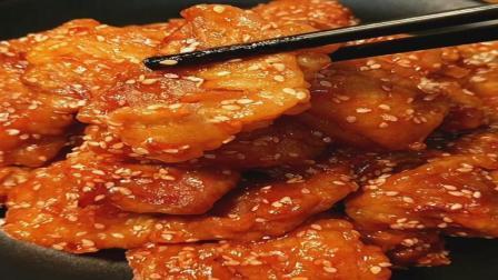 里脊肉这样做超好吃, 做法还简单