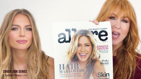 Charlotte Tilbury-Jennifer Aniston Makeup Tutorial