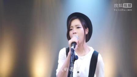 广州美女翻唱经典 粤语歌曲《月半小夜曲》