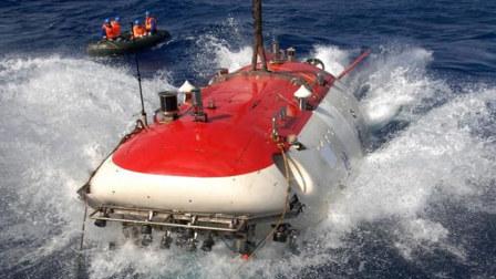 """第6期  万米载人潜水器""""钛""""厉害了?"""