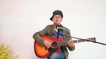 吉他指弹《月亮代表我的心》吉他初学者