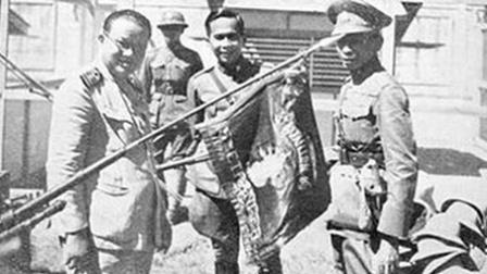第3期 泰国曾是日本的盟国却无人追责