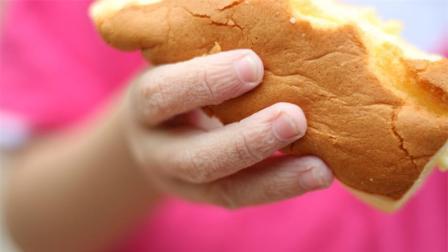 看着让人直流口水的面包, 制作过程原来这么简单