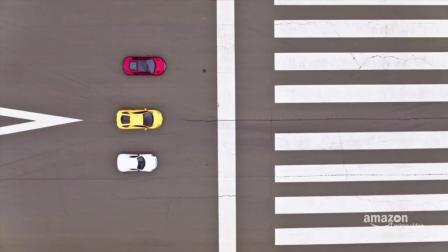 代表过去现在与未来! 3大超跑对决: 兰博基尼Aventador S、本田NSX及Rimac Concept One