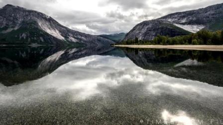 挪威的风光
