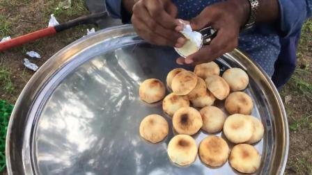 《印度乡村美食》迷你的披萨杯