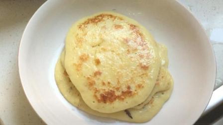 农村奶奶家常早餐饼, 美味营养, 做法简单, 一学就会, 一家抢着吃
