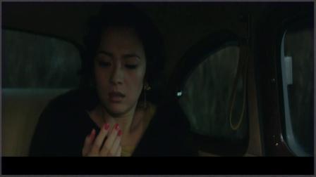 从车窗里目睹了全过程, 日本人和章子怡表情很到位