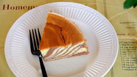 我的日常料理 第一季 超详细步骤教你轻松在家制作出完美戚风蛋糕 斑马纹戚风蛋糕