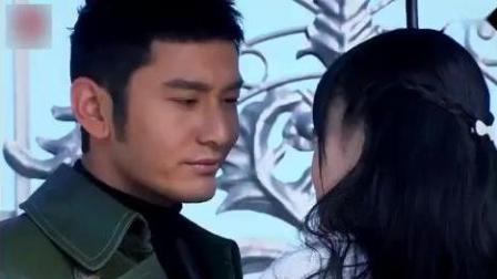 陈乔恩主动热吻黄晓明, 有点措手不及却激情戏十足