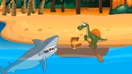 霸王龙 恐龙蛋恐龙当家 恐龙世界3 恐龙动画片