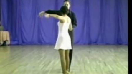 拉丁舞教学视频 拉丁舞教学伦巴