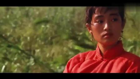《红高粱》片段: 姜文在高粱地里欺负了巩俐