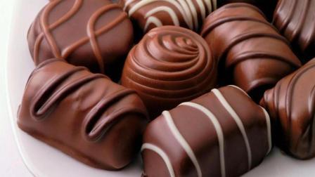 吃了那么多年巧克力, 今天终于知道, 黑巧克力营养价值最高