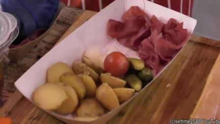伦敦街头美食, 看看这些奶酪芝士, 流口水出发往超市