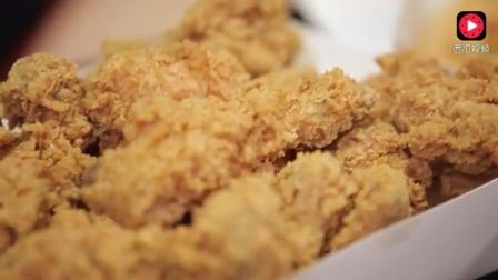 韩国吃播烤肉妹soobin吃披萨炸鸡腿, 太诱人了。