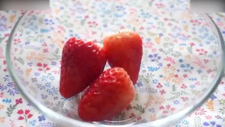 西点烘焙教程酸甜细腻的草莓提拉米苏! _蓝莓慕斯蛋糕