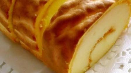 全球美食快递员——虎皮蛋糕卷