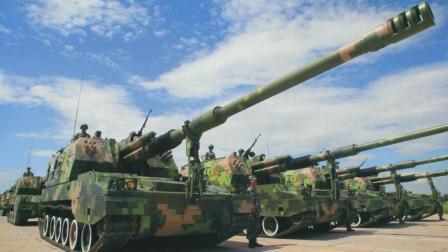 中国陆军这一火炮究竟有多牛? 暴躁程度超越美俄!