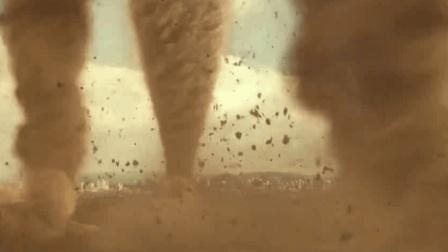 《全球风暴》电影, 龙卷风特效6步解析