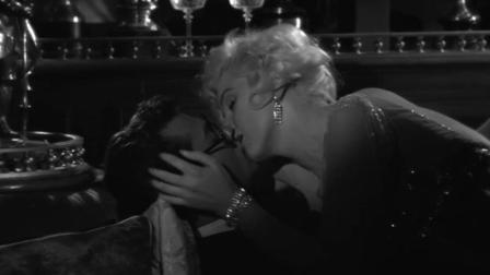 老电影 这种大师级的性感演员不是任何年代都能看到