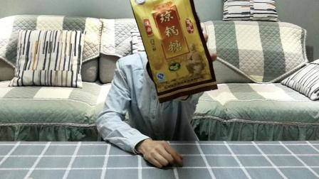 西安小伙试吃陕西特产琼锅糖, 明明有花生味, 看了配料表后怀疑人生