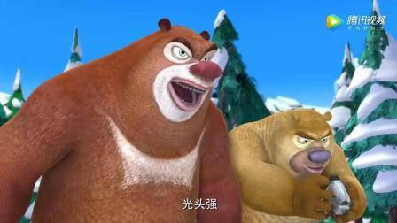 熊出没: 熊二太可爱了, 看到DV机后说出的话太搞