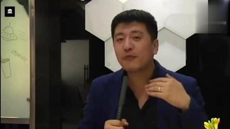 考研神嘴张雪峰, 现场自爆动机, 演娱乐节目不为出名? 大实话啊!