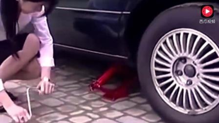 中国制造超强拆胎工具, 省力到女孩都能换, 卖到全世界去了