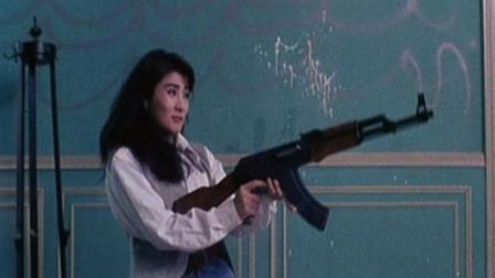 杨丽菁惠英红主演的动作片, 一个比一个能打, 黄秋生演好人不敢信!